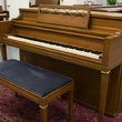 1959 Knabe Console - Upright - Console Pianos