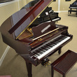 1991 Young Chang Baby Grand Piano - Grand Pianos