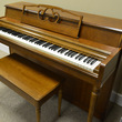 1973 Wurlitzer Spinet Piano - Upright - Spinet Pianos