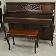 Young Chang Vertical Player Piano - Upright - Professional Pianos