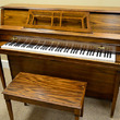 Yamaha M302 Console Piano - Upright - Console Pianos
