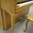 1997 Yamaha M500 Country Manor Console Piano - Upright - Console Pianos
