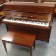 1976 Yamaha Continental-style Console Piano - Upright - Console Pianos