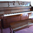 2003 Charles R Walter console piano. STUNNING! - Upright - Console Pianos