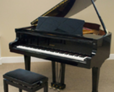 Petrof Model IV Grand Piano