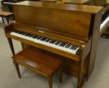 Baldwin Hamilton Upright Studio