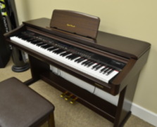 Technics digital ensemble piano