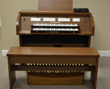 Rodgers Church Organ
