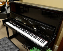 Seiler ED132N Upright Piano