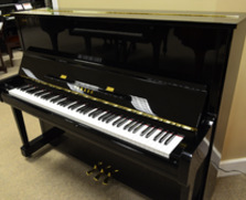 Yamaha U100SX Silent Series Professional Upright