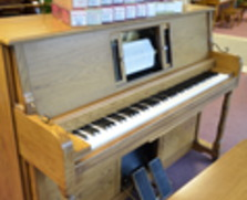 Aeolian Player Piano