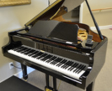 Ellington Baby Grand Piano