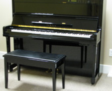 Yamaha MX100II Player Professional Upright
