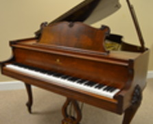 Lester Louis XV Grand Piano