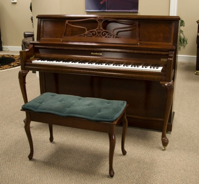 1998 Baldwin Hamilton Studio - Upright - Studio Pianos