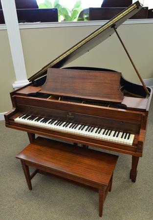 1923 Howard by Baldwin Baby Grand Piano