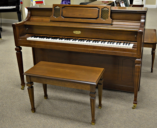 1982 Lowrey Console Piano