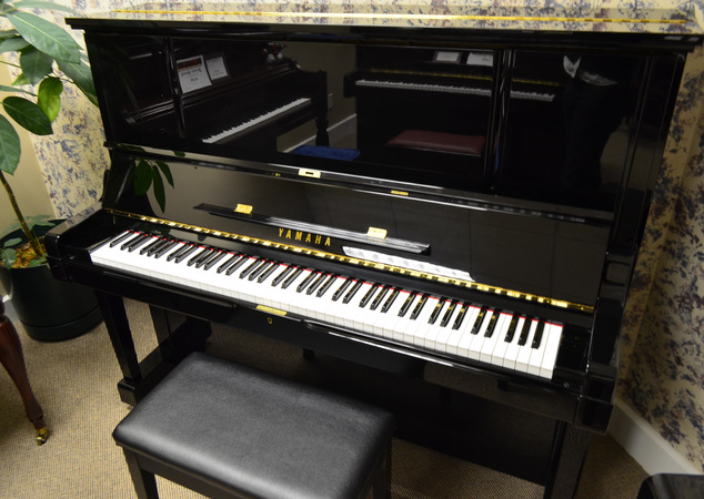 1985 Yamaha UX-3 Professional Upright Piano - Upright - Professional Pianos
