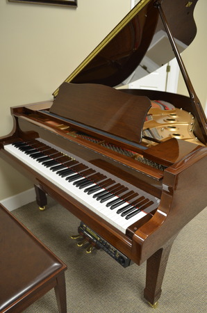 1999 Yamaha DC1 Baby Grand Player Piano - photo#39