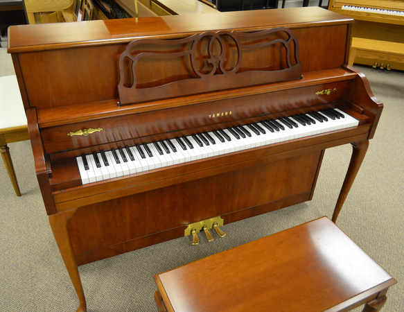 1994 Yamaha M500 Queen Ann - Upright - Console Pianos