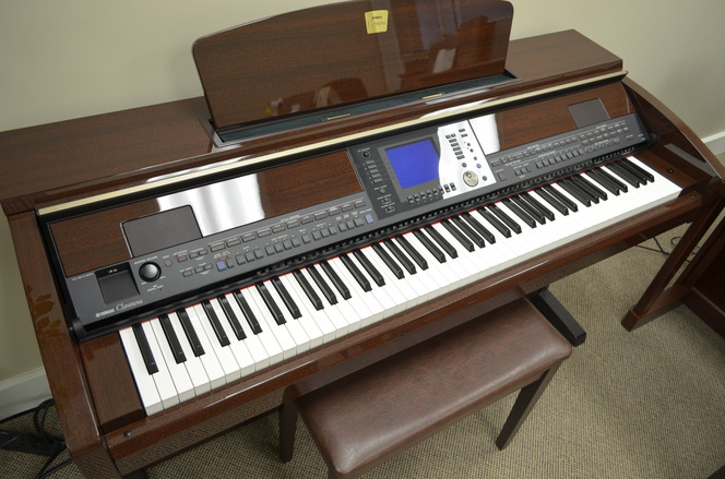 Yamaha clavinova cvp 403 for Yamaha clavinova price list
