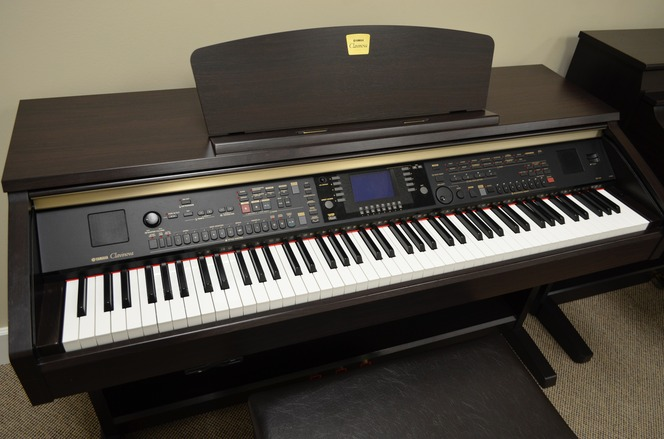 Yamaha-Clavinova CVP-301 Digital Piano - Digital Pianos
