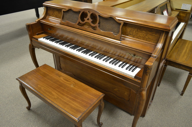 1984 Yamaha Model M25 Console - Upright - Console Pianos