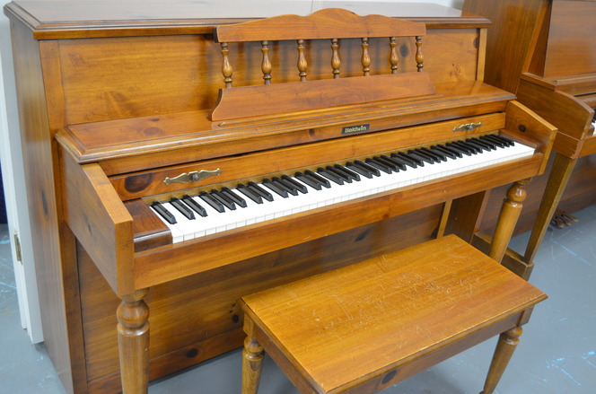1979 Baldwin Console Piano - Upright - Console Pianos