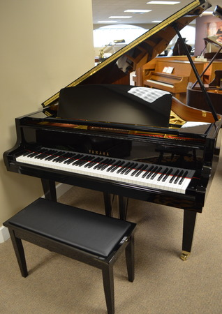 1989 Yamaha GH1 Grand - Grand Pianos
