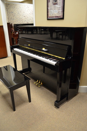 "2003 Kawai 48"" professional upright - Upright - Professional Pianos"