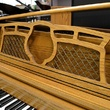 1988 Samick Oak Console - Upright - Console Pianos