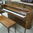 1980 Everett Console Piano - Upright - Console Pianos