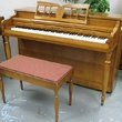1970 Henry F. Miller Spinet - Upright - Spinet Pianos
