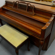 1977 Chickering French Provincial Console Piano - Upright - Console Pianos