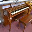 1949 Wurlitzer Spinet Piano - Upright - Spinet Pianos