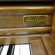 1973 Kimball Artist Console - Upright - Console Pianos