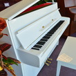 1983 Yamaha M1A Continental-style Console Piano - Upright - Console Pianos