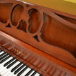 2000 Yamaha M500S Console Piano - Upright - Console Pianos