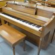 Janssen Spinet Piano - Upright - Spinet Pianos