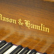 1981 Mason and Hamlin model A, walnut - Grand Pianos