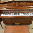 1987 Kawai 804T console piano in walnut - Upright - Console Pianos