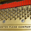 1999 Boston baby grand with PianoDisc iQ player system - Grand Pianos