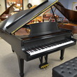 1954 Steinway Model L, satin ebony - Grand Pianos
