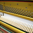 1991 Kawai professional upright with Queen Anne legs - Upright - Professional Pianos