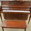 2000 Charles R Walter cherry console - Upright - Console Pianos
