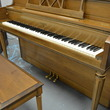 1963 Gulbransen console, walnut - Upright - Console Pianos
