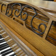 1975 Yamaha console piano, oak - Upright - Console Pianos