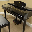 Yamaha CVP-405 Clavinova digital piano - Digital Pianos