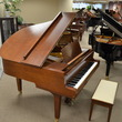 1981 Yamaha GH1 baby grand. American walnut - Grand Pianos