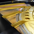 1941 Steinway model M satin ebony, perfect ivory keys - Grand Pianos
